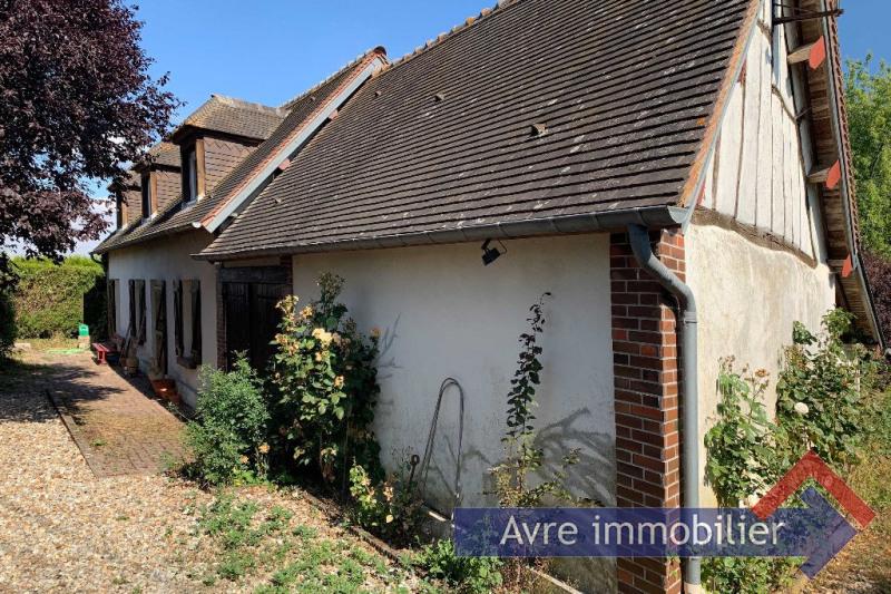 Sale house / villa Verneuil d'avre et d'iton 148000€ - Picture 9