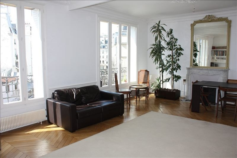 Deluxe sale apartment Paris 2ème 1 442 000€ - Picture 1