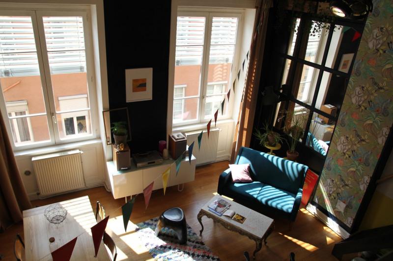 Venta de prestigio  apartamento Lyon 4ème 558000€ - Fotografía 1