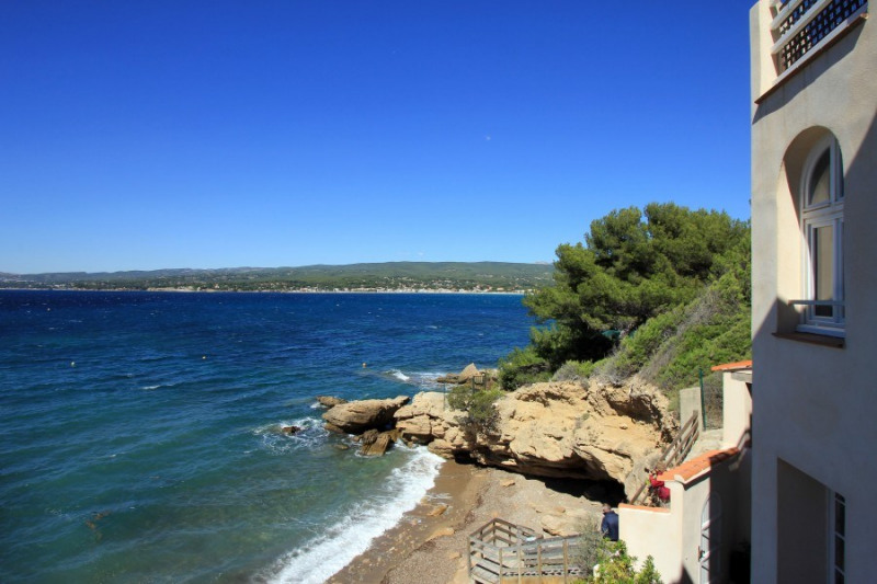 Location vacances maison / villa Saint cyr sur mer 2 000€ - Photo 4