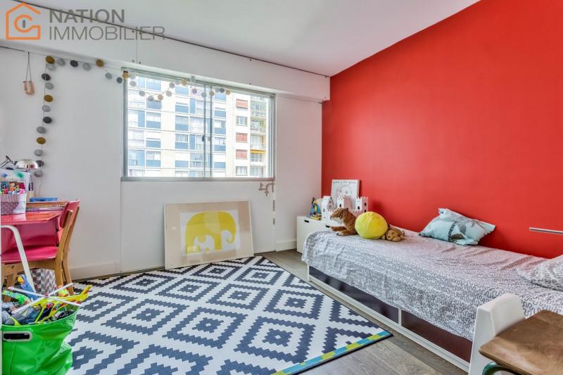 Vente de prestige appartement Paris 20ème 1039000€ - Photo 8