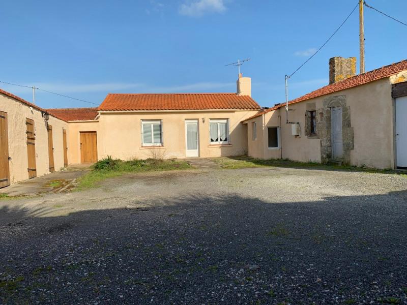 Produit d'investissement maison / villa Challans 169600€ - Photo 2