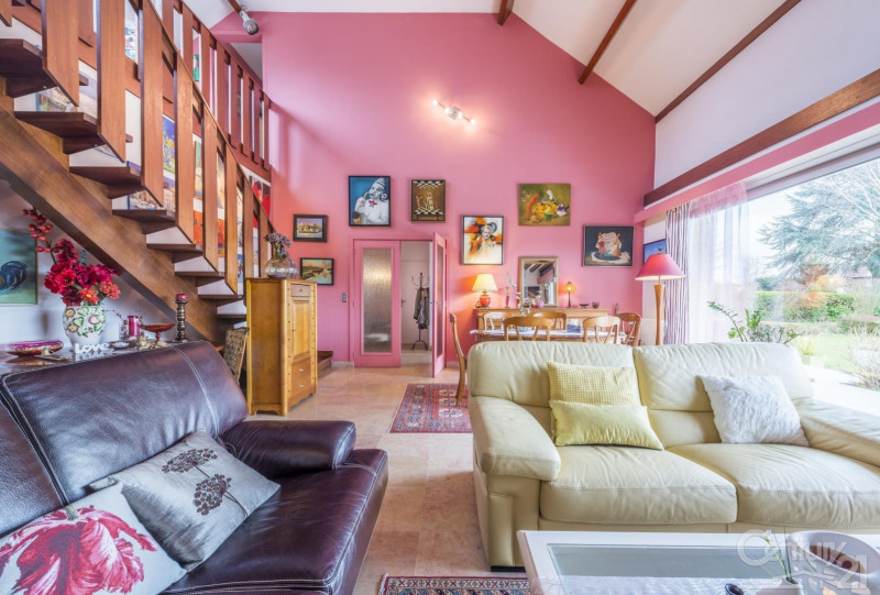 Vendita casa Cheux 445000€ - Fotografia 9