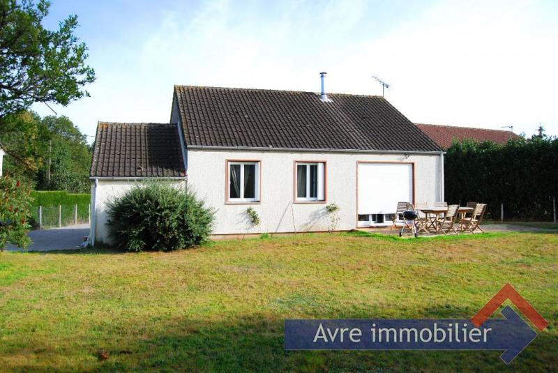 Vente maison / villa Verneuil d avre et d iton 127500€ - Photo 1