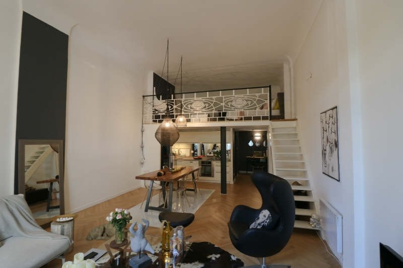 Vendita loft Cannes 275000€ - Fotografia 4
