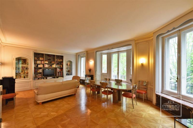 Vente de prestige appartement Lyon 6ème 1280000€ - Photo 7