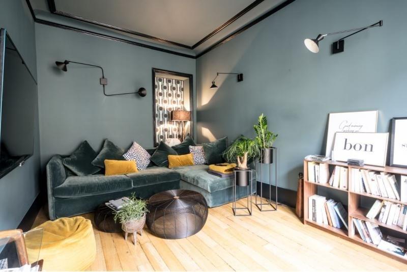 Sale apartment Paris 7ème 990000€ - Picture 4