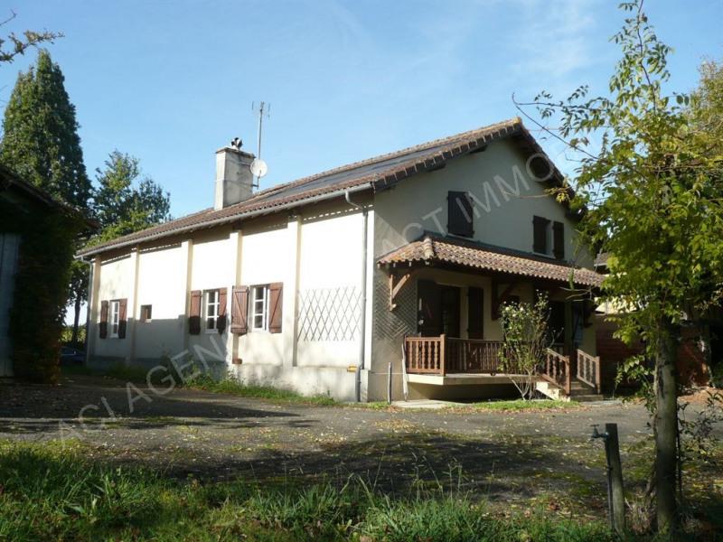 Sale house / villa Villeneuve de marsan 217000€ - Picture 3