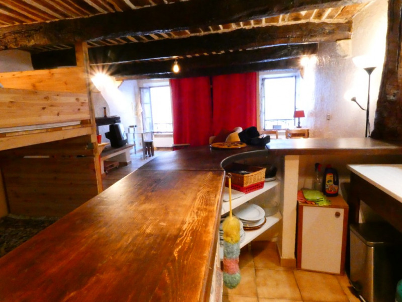 Vente appartement Greolieres 70 000€ - Photo 1