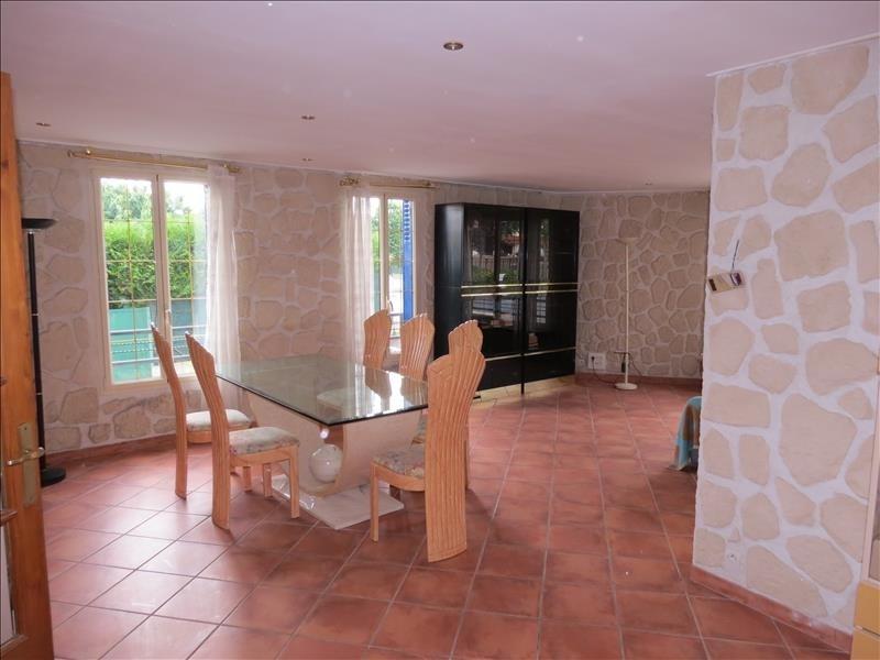 Vente maison / villa Le plessis bouchard 320000€ - Photo 2