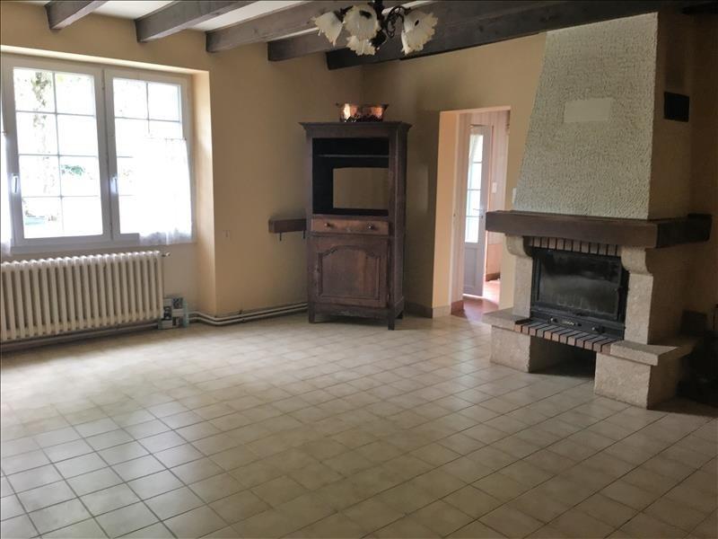 Verkoop  huis Chanteloup 135850€ - Foto 4