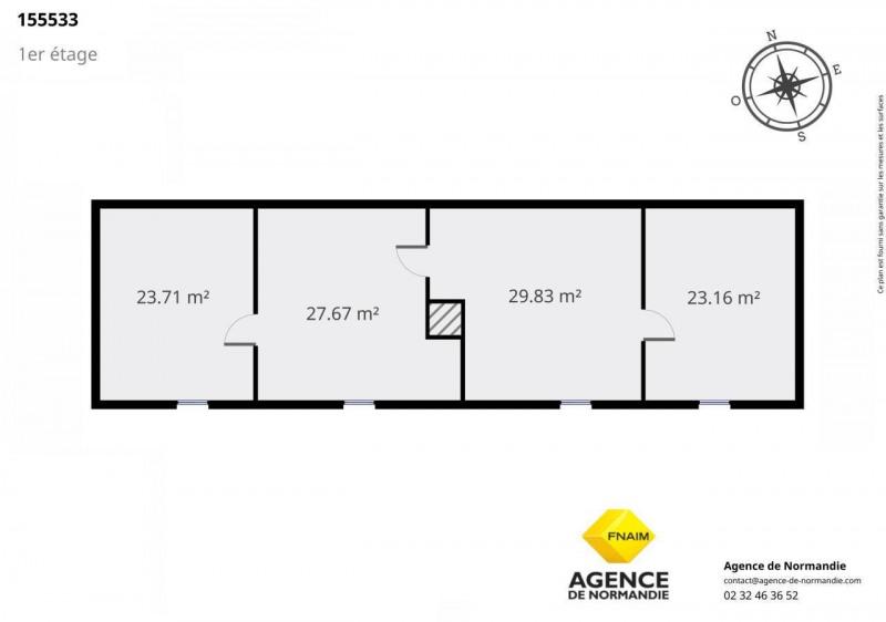 Sale house / villa Broglie 155000€ - Picture 8