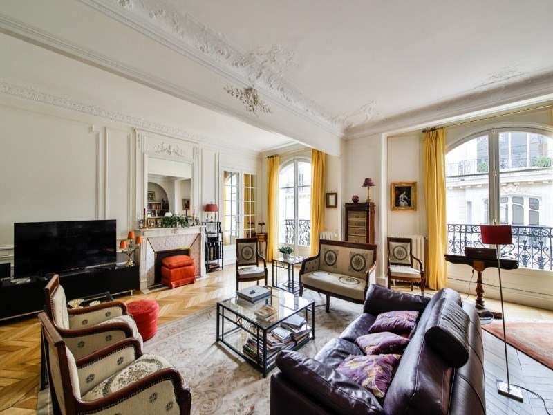 Deluxe sale apartment Paris 17ème 2 750 000€ - Picture 4