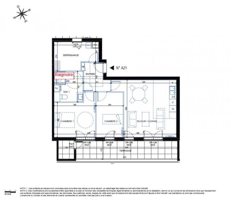 Vente appartement Antony 586497€ - Photo 2