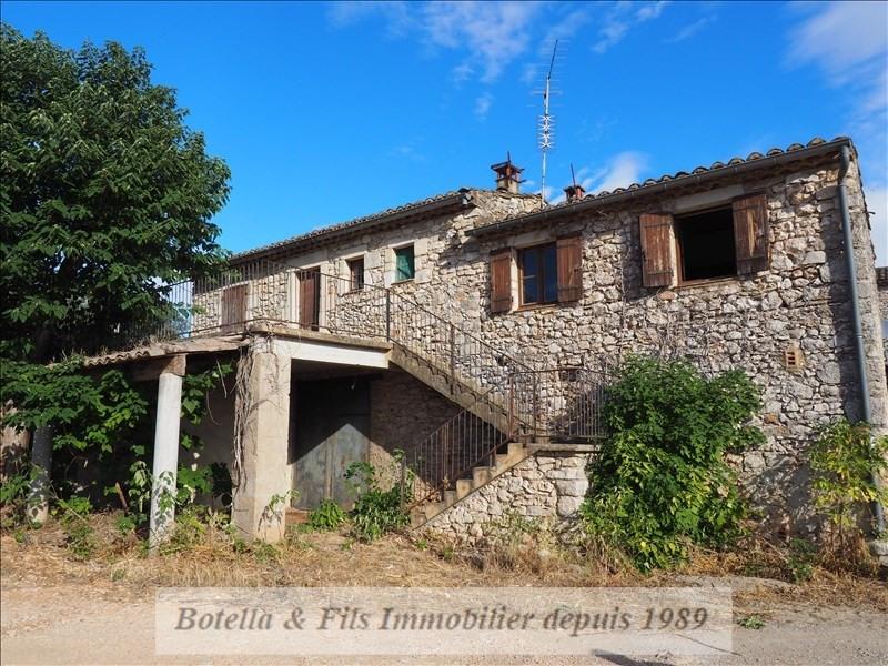 Sale house / villa Goudargues 159000€ - Picture 1