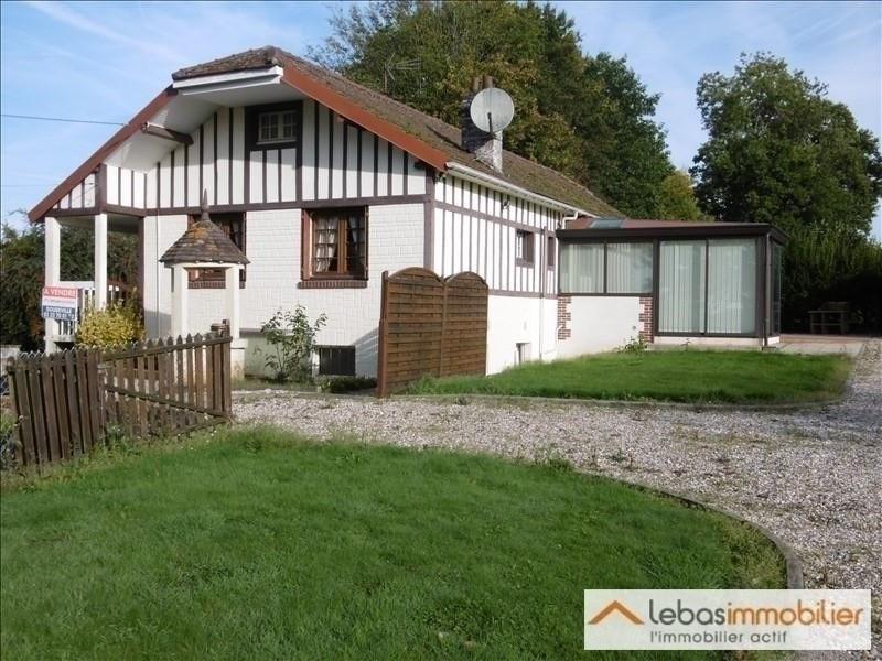 Vente maison / villa Doudeville 154900€ - Photo 1