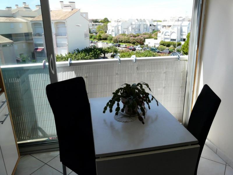 Vente appartement Le grau du roi 123000€ - Photo 2