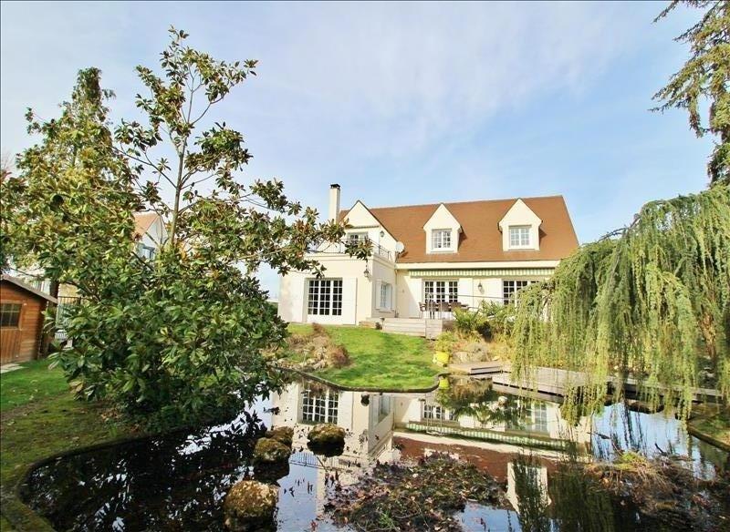 Vente de prestige maison / villa Croissy sur seine 1270000€ - Photo 1