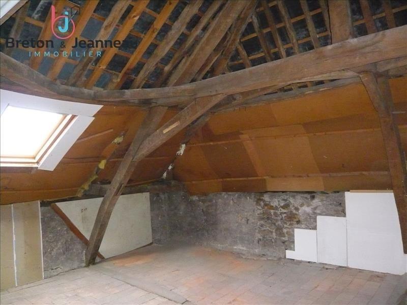Vente maison / villa Loiron 87500€ - Photo 9
