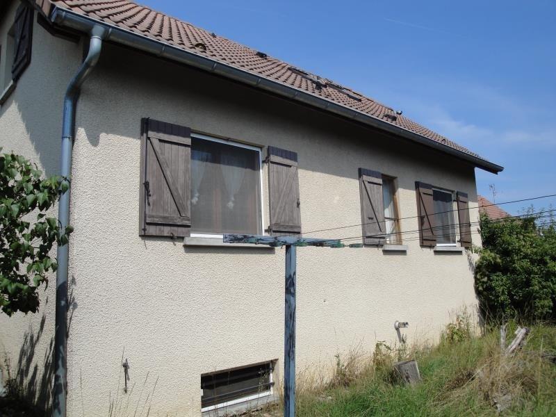 Revenda casa Valentigney 159000€ - Fotografia 2