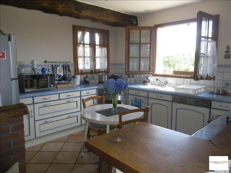 Vente maison / villa Fauville en caux 375000€ - Photo 3