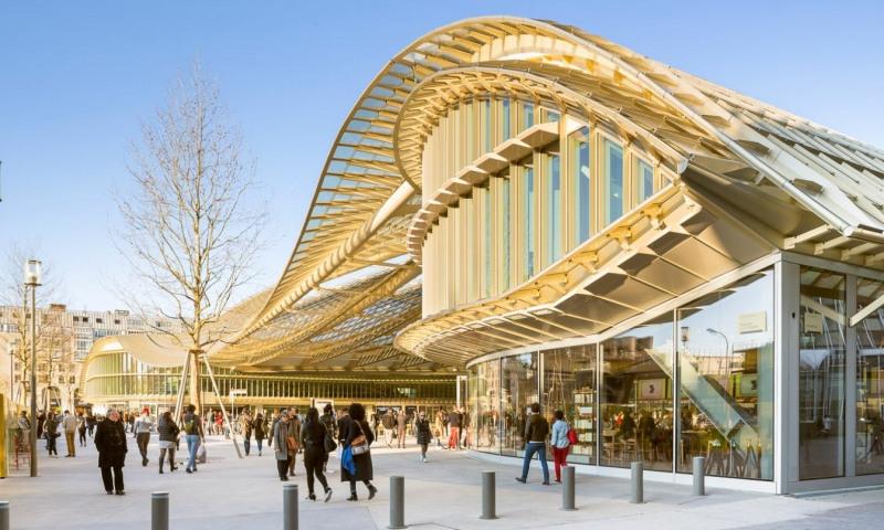 Location boutique Paris 1er 9875€ CC - Photo 1
