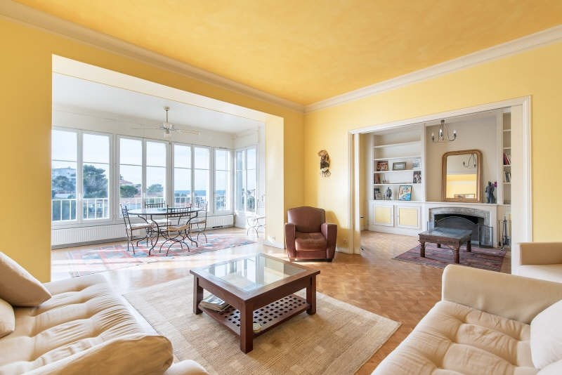 Vente de prestige appartement Marseille 7ème 790 000€ - Photo 2