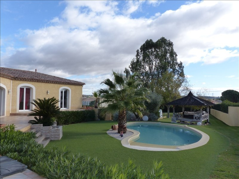 Sale house / villa Maraussan 549 000€ - Picture 2