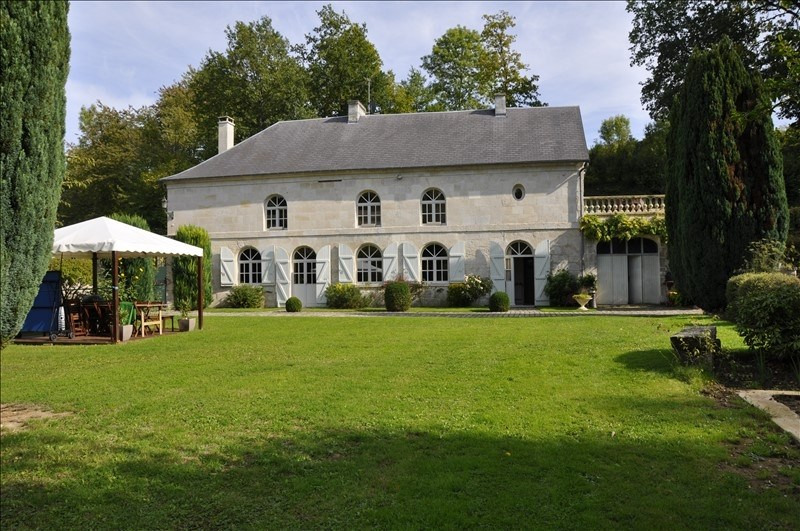 Vente maison / villa Soissons 490 000€ - Photo 1