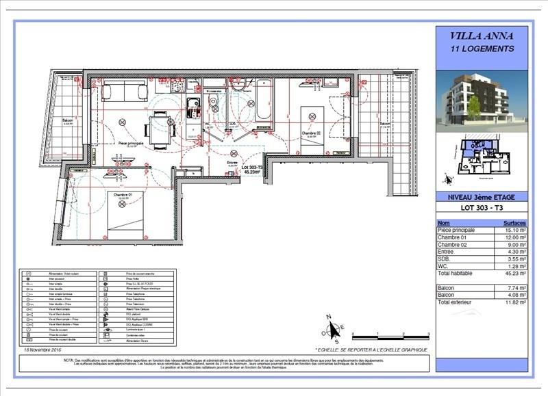 Vente appartement Villemomble 275000€ - Photo 4