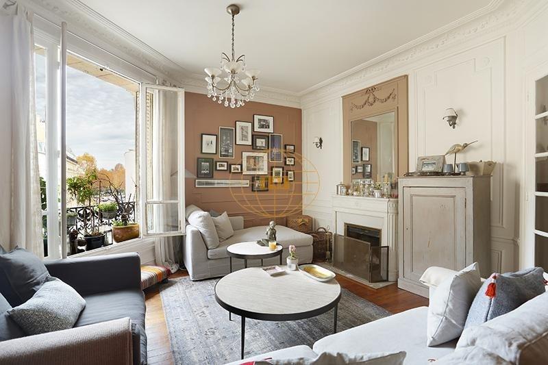 Vente de prestige appartement Neuilly sur seine 1445000€ - Photo 2