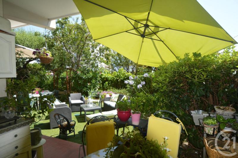 Verkoop  appartement Antibes 397500€ - Foto 7