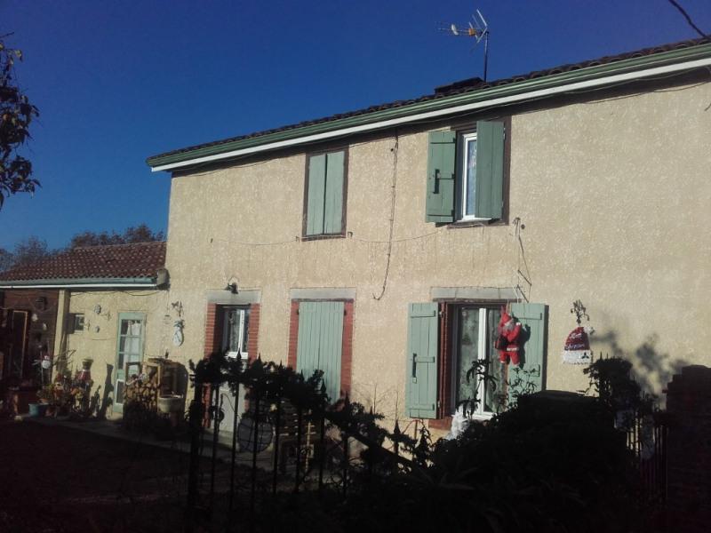Sale house / villa Barcelonne du gers 89000€ - Picture 1