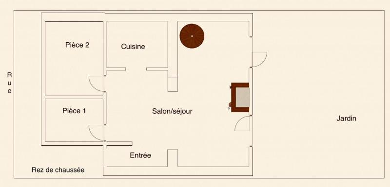 Vente maison / villa Arcueil 485000€ - Photo 5