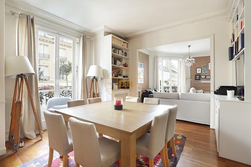 Vente de prestige appartement Neuilly sur seine 1445000€ - Photo 3