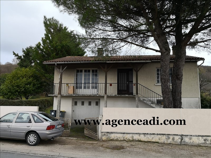 Vente maison / villa Nanteuil 81 000€ - Photo 1