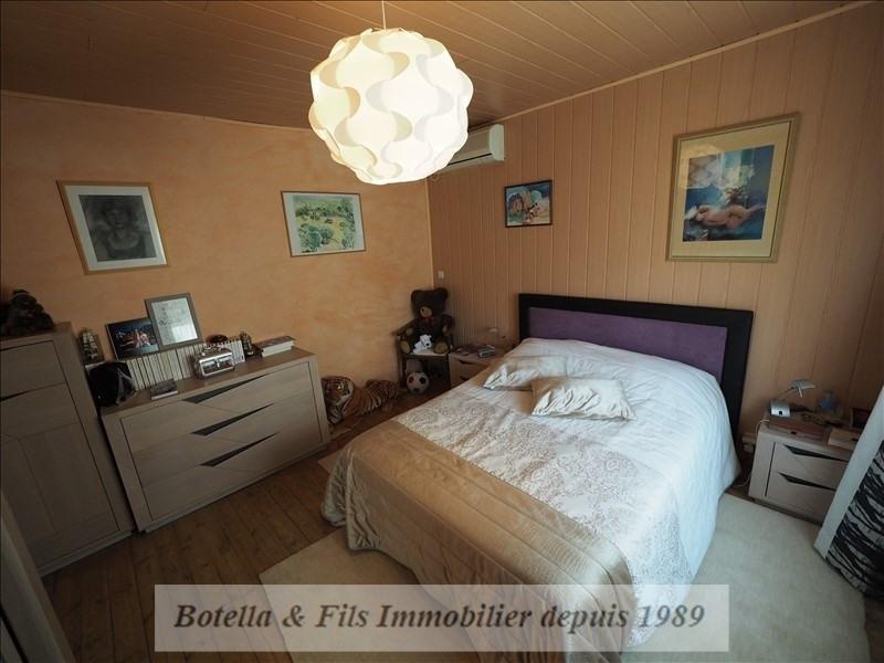 Vente maison / villa Goudargues 250000€ - Photo 9