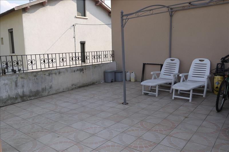 Verkoop  huis Le peage de roussillon 136000€ - Foto 3