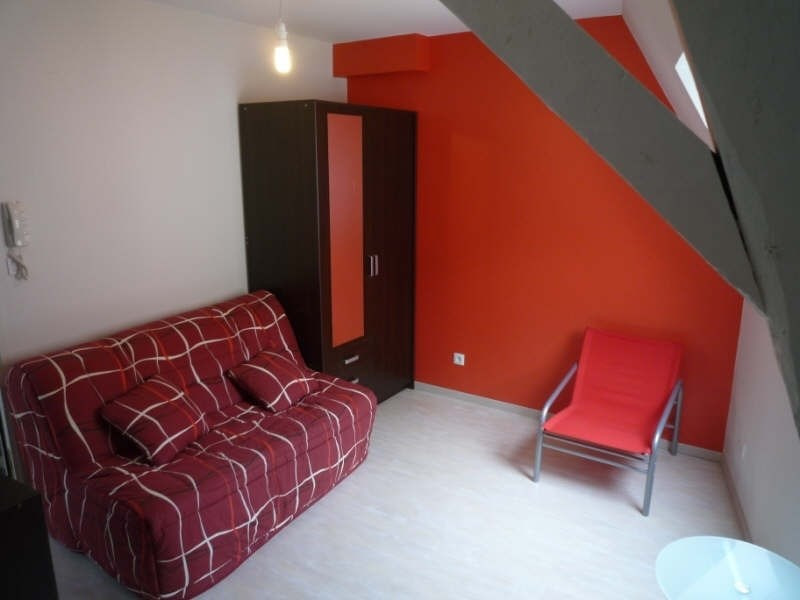 Rental apartment Moulins 335€ CC - Picture 1