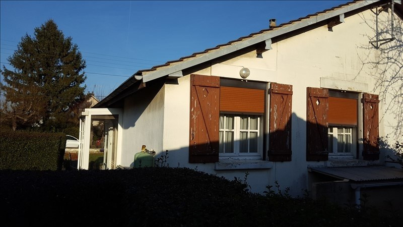 Sale house / villa Thourotte 91000€ - Picture 1
