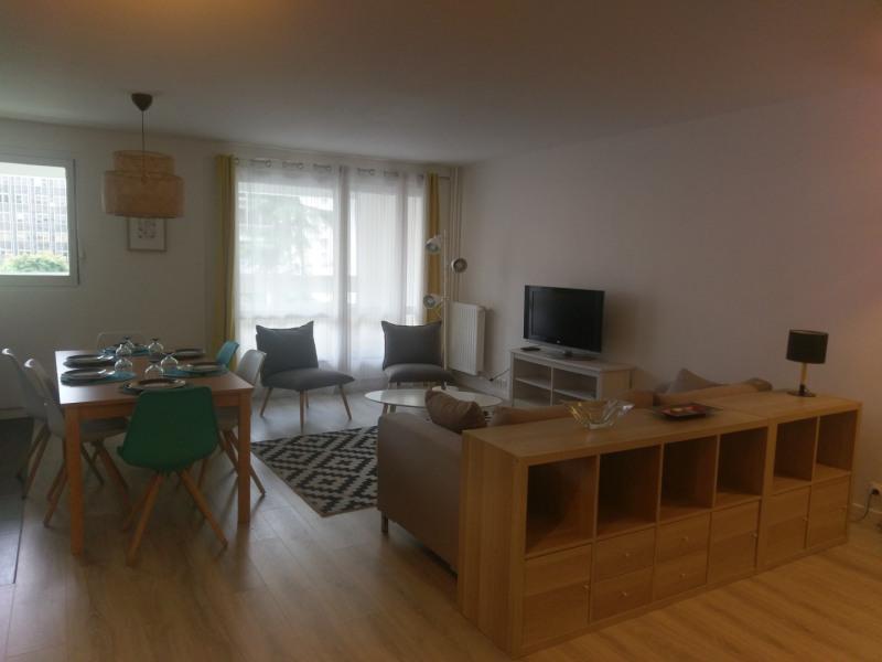 Rental apartment Levallois-perret 2500€ CC - Picture 1