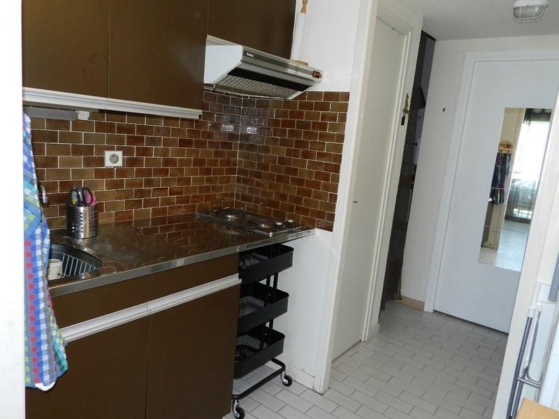 Affitto per le ferie appartamento La grande motte 260€ - Fotografia 4