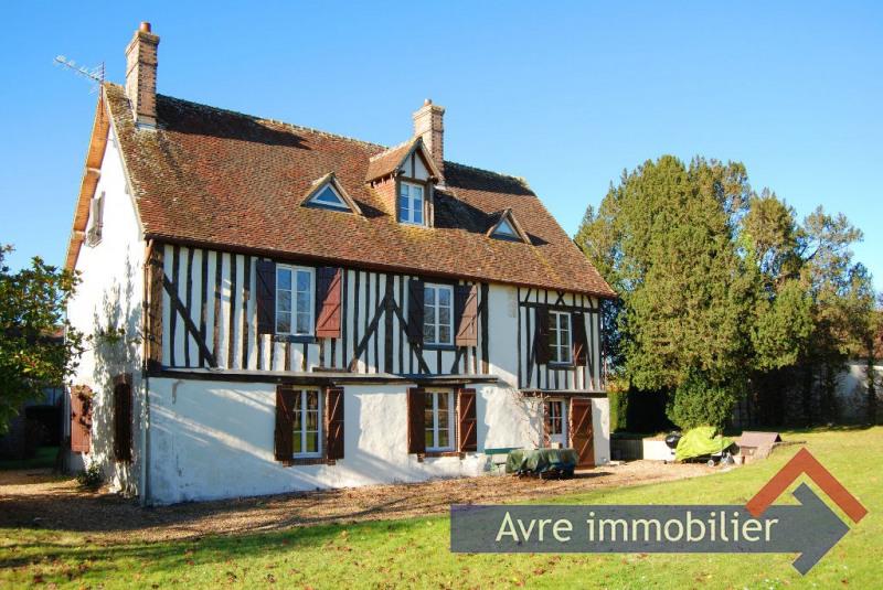 Vente maison / villa Verneuil d avre et d iton 312000€ - Photo 1