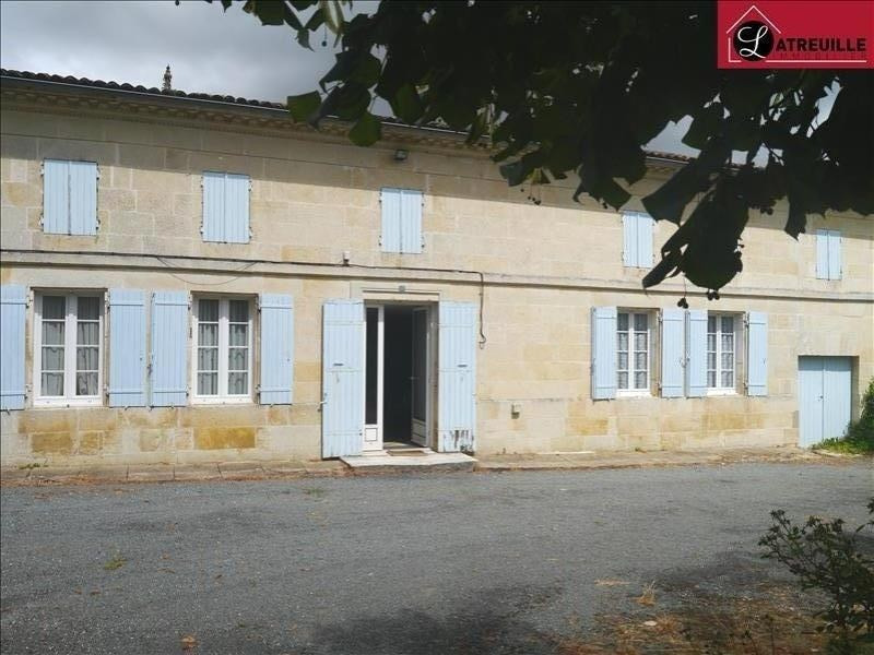 Sale house / villa Gemozac 168 000€ - Picture 1