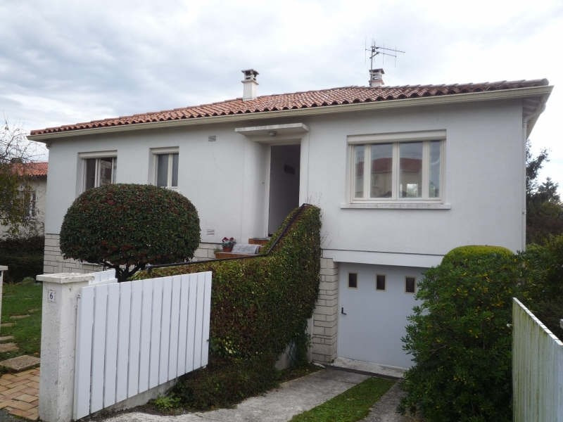 Location maison / villa St maixent l ecole 650€ CC - Photo 1