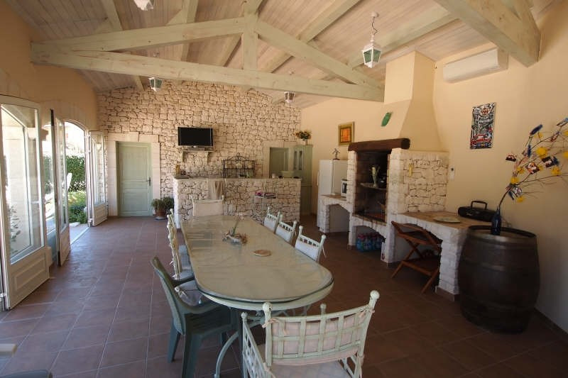 Immobile residenziali di prestigio casa Goudargues 795000€ - Fotografia 5