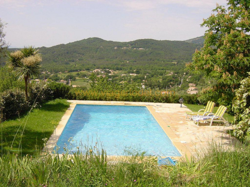 Deluxe sale house / villa Fayence 892 500€ - Picture 1