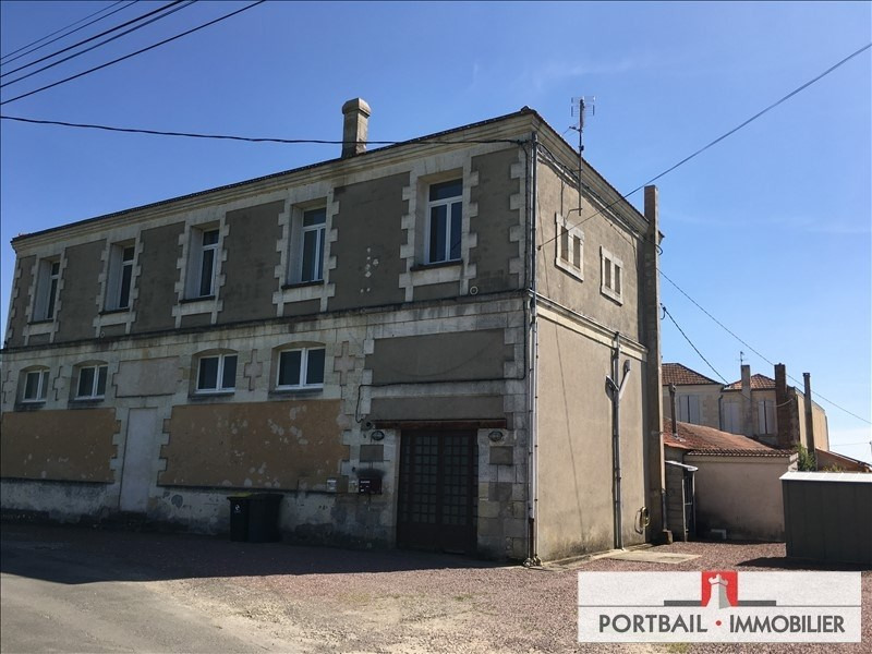 Sale building Blaye 347 800€ - Picture 2