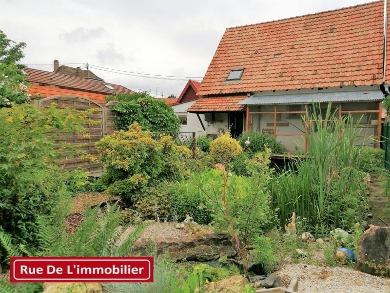 Vente maison / villa Gumbrechtshoffen 230000€ - Photo 3