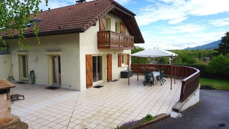 Vente maison / villa Vetraz monthoux 499000€ - Photo 1